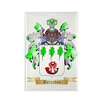 Bernadou Rectangle Magnet (100 pack)