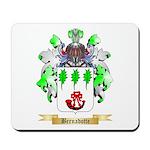 Bernadotte Mousepad