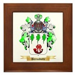 Bernadotte Framed Tile