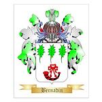 Bernadin Small Poster