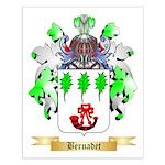 Bernadet Small Poster
