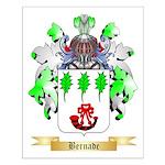 Bernade Small Poster