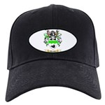 Bernabo Black Cap