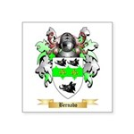 Bernabo Square Sticker 3