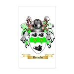 Bernabo Sticker (Rectangle)