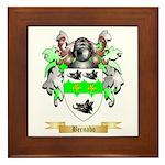 Bernabo Framed Tile