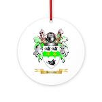 Bernabo Ornament (Round)