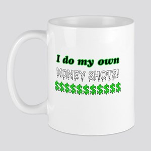 Money Shots Mug