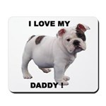 Bulldog Spike Mousepad