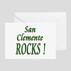 San Clemente Rocks ! Greeting Cards (Pk of 10)