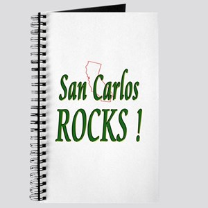 San Carlos Rocks ! Journal