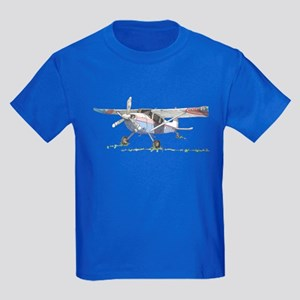 Cessna 180 Kids Dark T-Shirt
