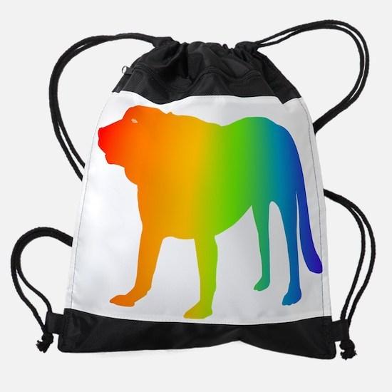 spanish mastiff copyz.png Drawstring Bag