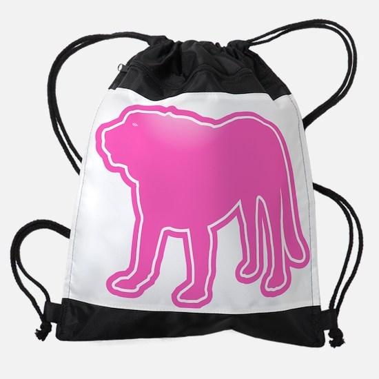 spanish mastiff 2.png Drawstring Bag