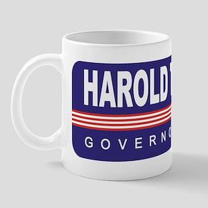 Support Harold Taylor Mug