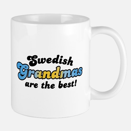 Swedish Grandmas Mug