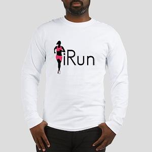 iRun Long Sleeve T-Shirt