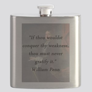 Penn - Weakness Flask