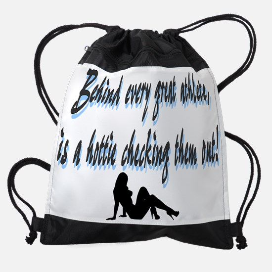hottie.png Drawstring Bag