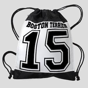 bostonterriersport Drawstring Bag