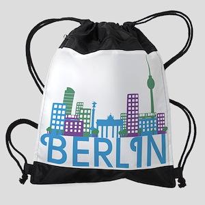 Skyline Berlin Drawstring Bag