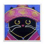 Senor CAT Tile/Coaster