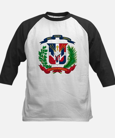 Coat of arms Dominican Republic - Baseball Jersey