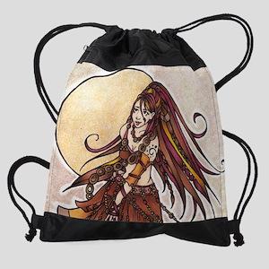 autumncal Drawstring Bag