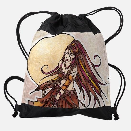 autumncal.jpg Drawstring Bag
