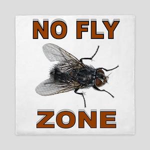 NO FLY ZONE Queen Duvet