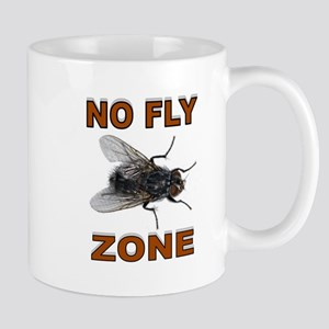 NO FLY ZONE Mug