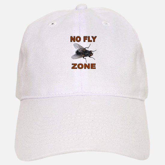 NO FLY ZONE Baseball Baseball Baseball Cap