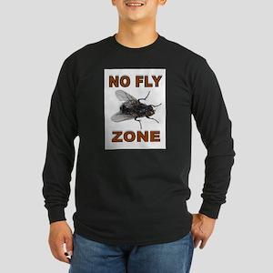 NO FLY ZONE Long Sleeve T-Shirt