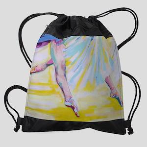 Adagio 16x20 poster Drawstring Bag