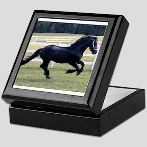 Baron Galloping Keepsake Box
