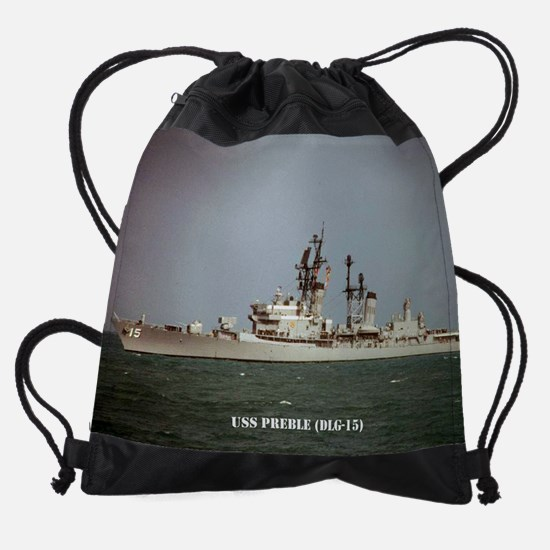 preble dlg calendar.jpg Drawstring Bag