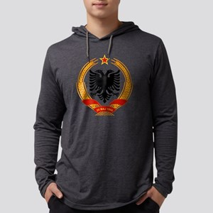 People's Socialist Republic of A Mens Hooded Shirt