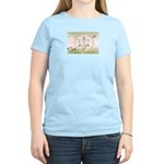 Invocation of Life Women's Pink T-Shirt