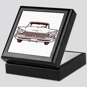Classic car Keepsake Box