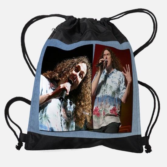 august.png Drawstring Bag