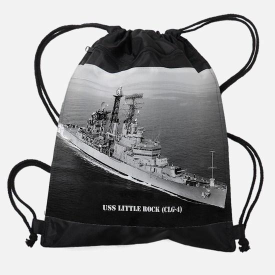 l rock calendar.jpg Drawstring Bag