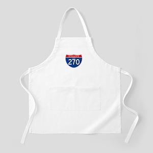Interstate 270 - OH BBQ Apron