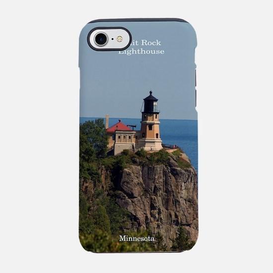 Split Rock Lighthouse Iphone 7 Tough Case