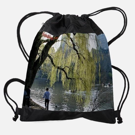 AprilCP.jpg Drawstring Bag