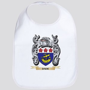 Dade Coat of Arms - Family Crest Baby Bib