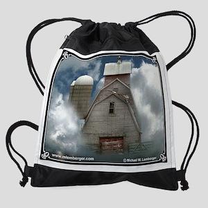 05-Barn-Clouds-Belvidere Drawstring Bag