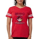 RED ROAD PATH OF LIFE Womens Football Shirt