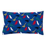 Windsurfing Pillow Case