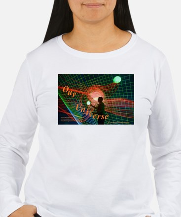 Sunisthefuture-Our Universe Long Sleeve T-Shirt