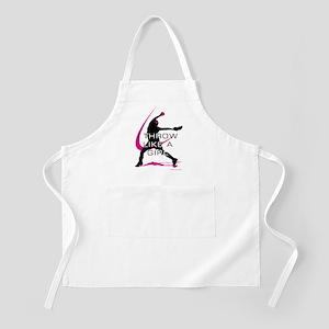 Softball Freak Pink BBQ Apron